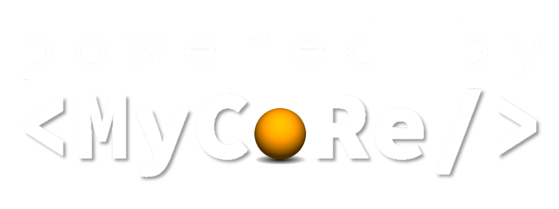 powered by MyCoRe