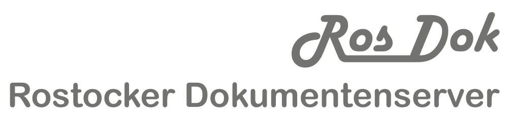 RosDok Logo